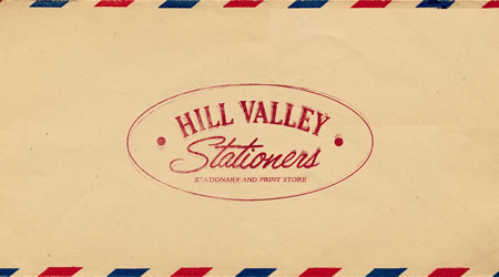 Hill Valley Stationers